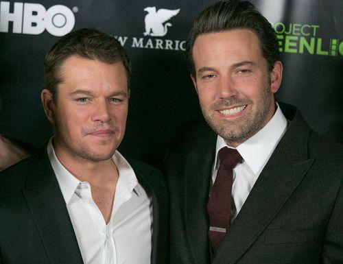 Ben weint sich bei Kumpel Matt Damon aus
