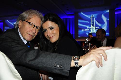 Bernd Herzsprung will seine Freundin Özlem Schaefer heiraten