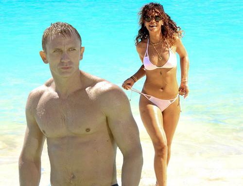 Daniel Craig könnte sich Rihanna besser als Bond-Girl vorstellen