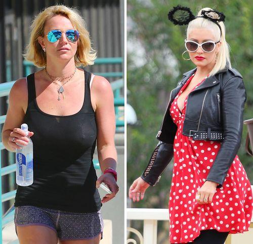 Britney Spears ist stinksauer