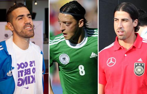 Bushido kritisierte Özil, Khedira und Boateng