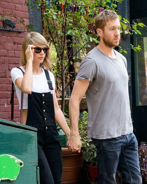 Calvin Harris und Taylor Swift sind seit März ein Paar
