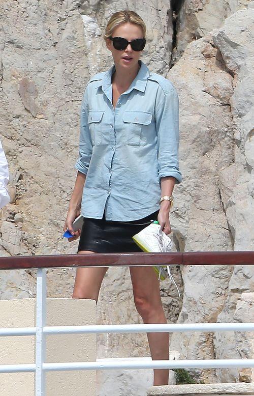 Schock: Charlize Theron hat einen Stalker