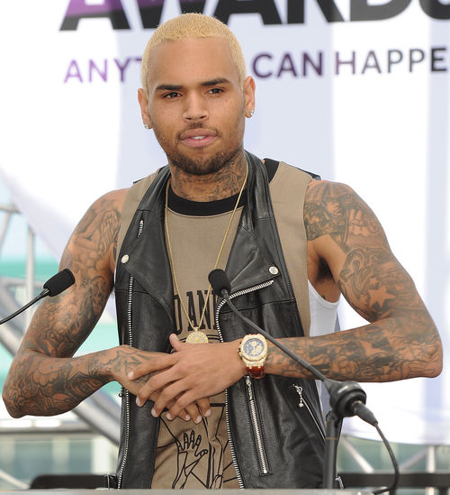 Chris Brown erhlt erneut Morddrohungen