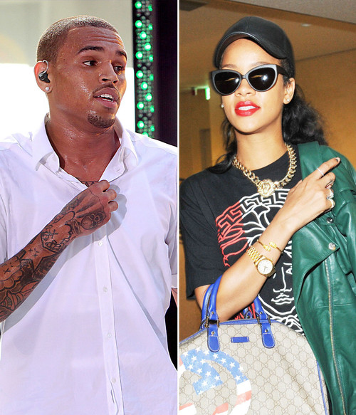 Gibt es bald doch ein Liebes-Comeback bei Chris Brown und Rihanna?
