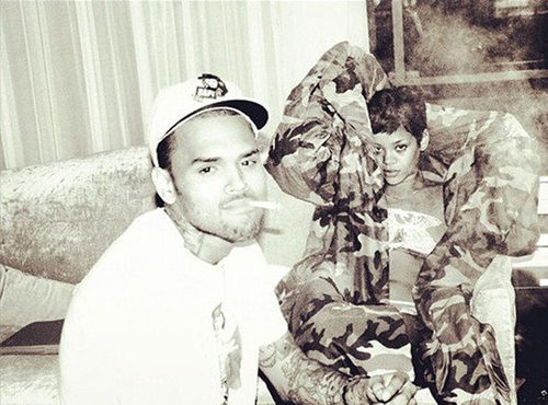 Chris Brown und Rihanna sind momentan wieder liiert 