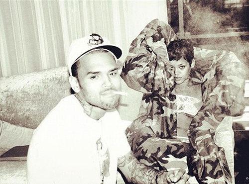 Chris Brown und Rihanna sind momentan wieder liiert