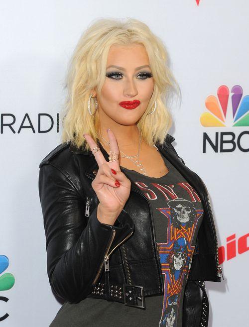 Christina Aguilera kehrt zurück zu The Voice