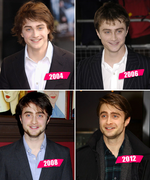 Daniel Radcliffe feiert heute seinen 23. Geburtstag