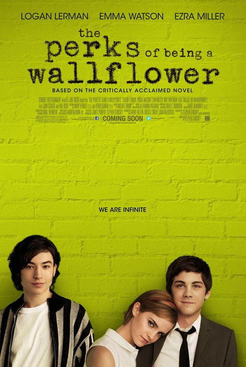 """The Perks of Being a Wallflower"" läuft im September in den USA an"