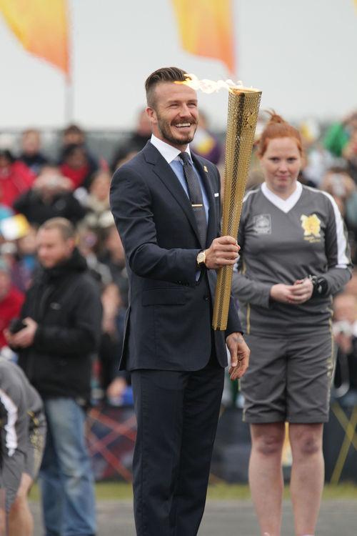 David Beckhams Traum von Olympia schien eigentlich schon ausgeträumt