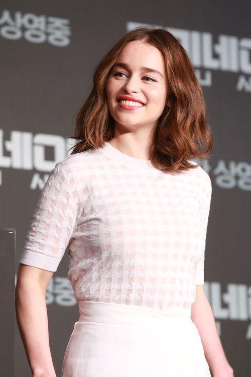 Emilia Clarke liebt starke Frauenrollen