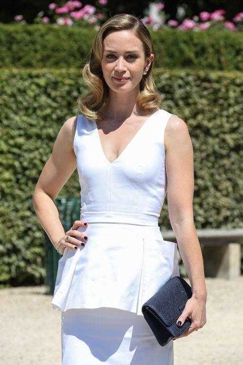 """Emily Blunts Brüste waren gegen eine Nacktszene im Film """"Sicario"""""""