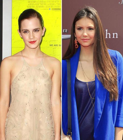 Nina Dobrev: Emma Watson machte sie nervös | Promiflash.de