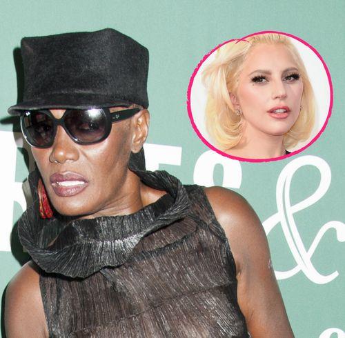 Grace Jones konnte keine Seele bei Lady GaGa spüren