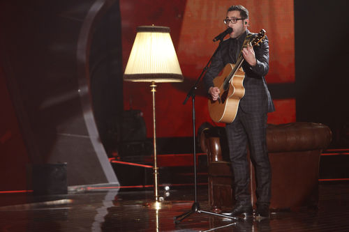 James Borges hat den vierten Platz bei &quot;The Voice of Germany&quot; belegt 