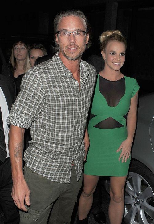 Jason Trawick und Britney Spears wollen in diesem Jahr heiraten