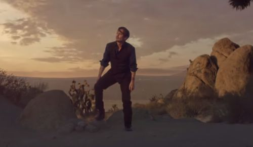 Johnny Depp zeigt in der Dior-Kampagne seine wilde Seite
