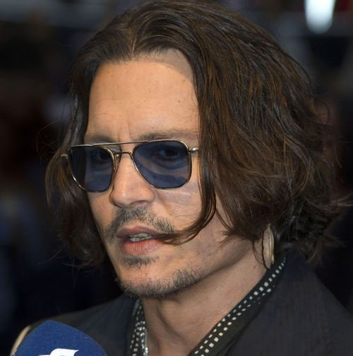 Johnny Depp dementierte jetzt die Trennungsgerchte