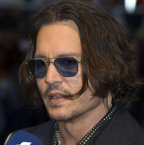 Johnny Depp dementierte jetzt die Trennungsgerüchte