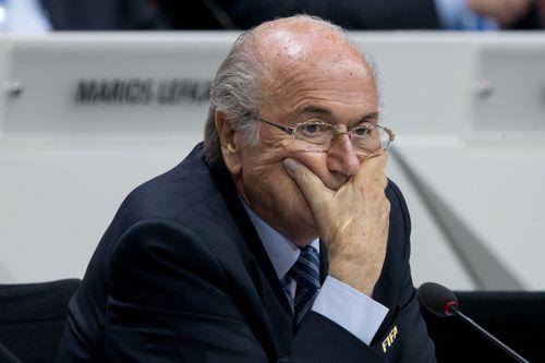 Der FIFA-Kongress in Zürich musste unterbrochen werden