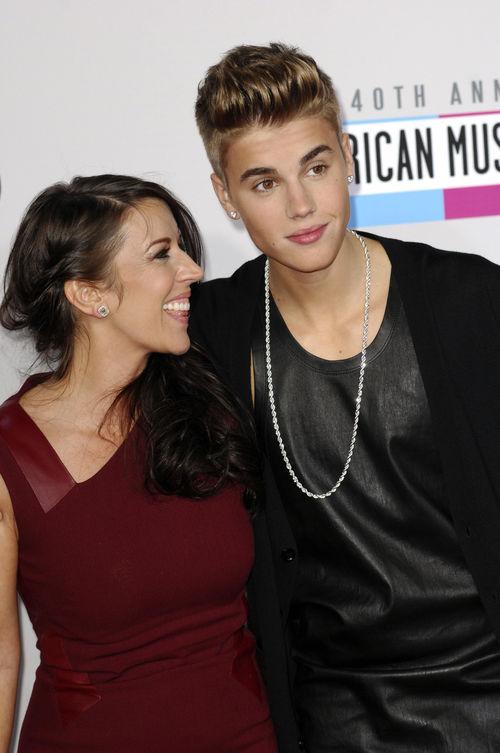 Justin Bieber und seine Mutter Pattie haben ein inniges Verhältnis