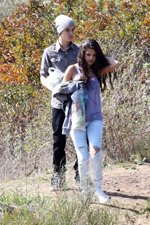 Justin Bieber und Selena Gomez sind seit eineinhalb Jahren liiert
