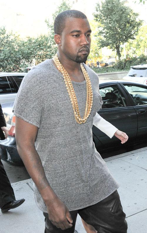Kanye West hat eigentlich einen guten Mode-geschmack