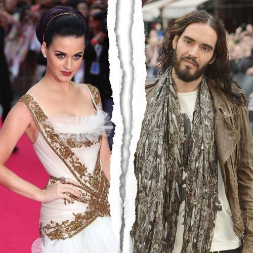Katy Perry und Russell Brand sind offiziell geschieden