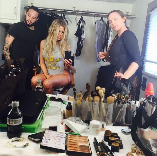 Khloe Kardashian zeigt sich jetzt ziemlich sexy