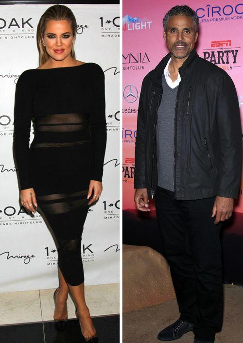 Khloe Kardashian soll Rick Fox daten