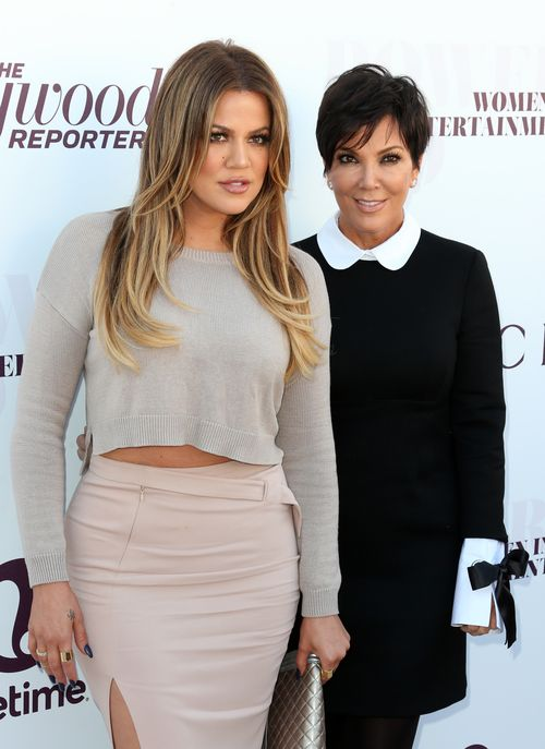 Khloe Kardashian ist enttäuscht von ihrer Mutter
