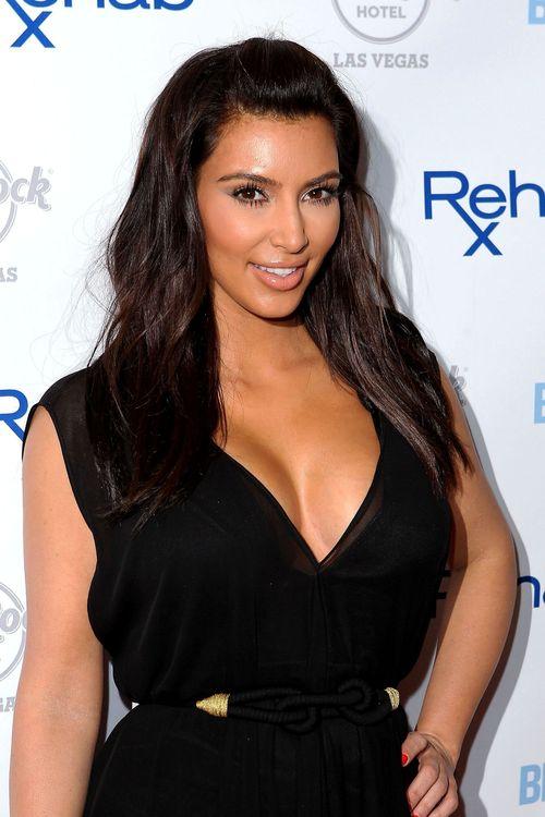 Kim Kardashian wurde als Reality-Star berühmt