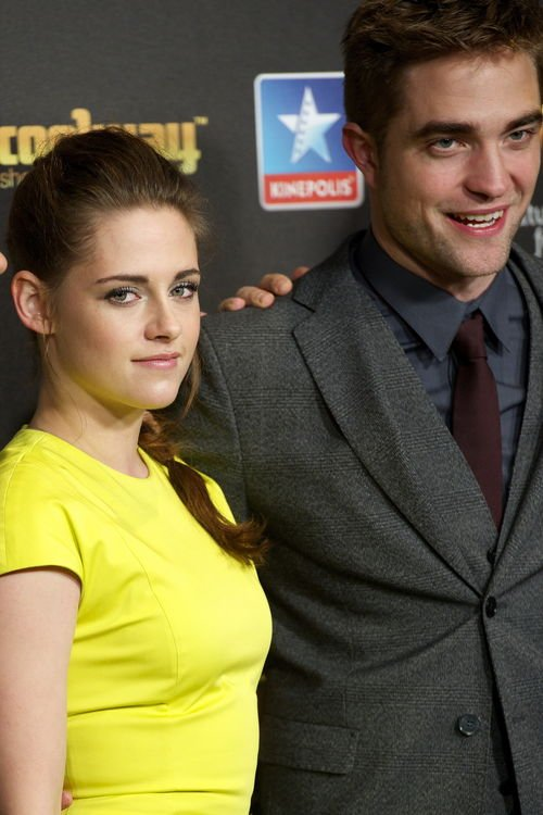Kristen Stewart hat Angst, Robert Pattinson zu verlieren