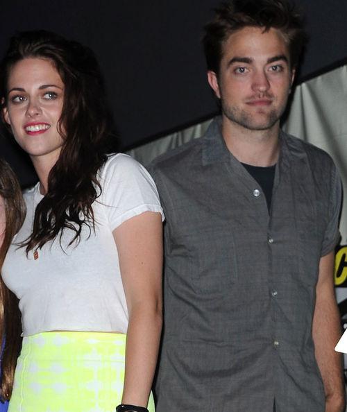 Kristen Stewart und Robert Pattinson machen gerade eine schmerzhafte Trennungs-Phase durch