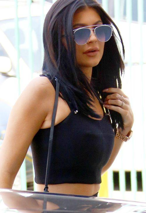 Kylie Jenner hat offenbar beschlossen, ihren 18. Geburtstag in Kanada zu feiern