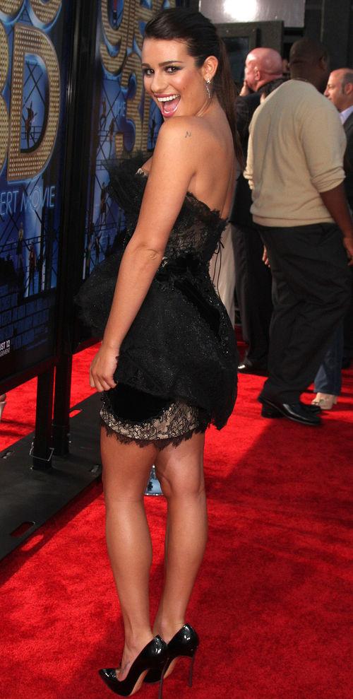 Lea Michele bleibt bei Glee