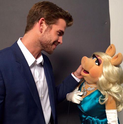 Liam Hemsworth postete erstes Foto auf seiner Instagram-Seite