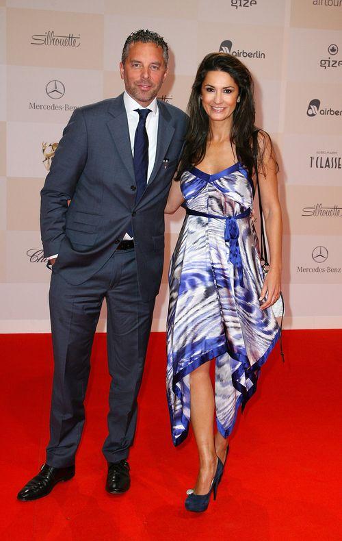 Mariella Ahrens und  Patrick Graf von Faber-Castell sind geschieden