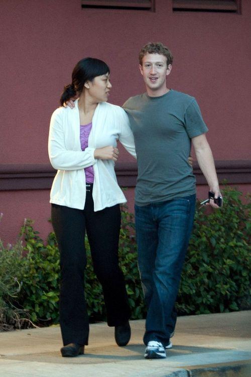 Mark Zuckerberg und Priscilla Chan werden Eltern