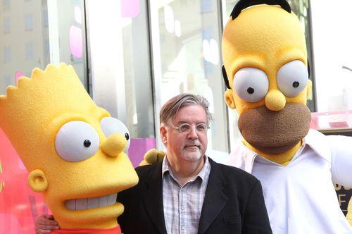 Matt Groening wird verklagt
