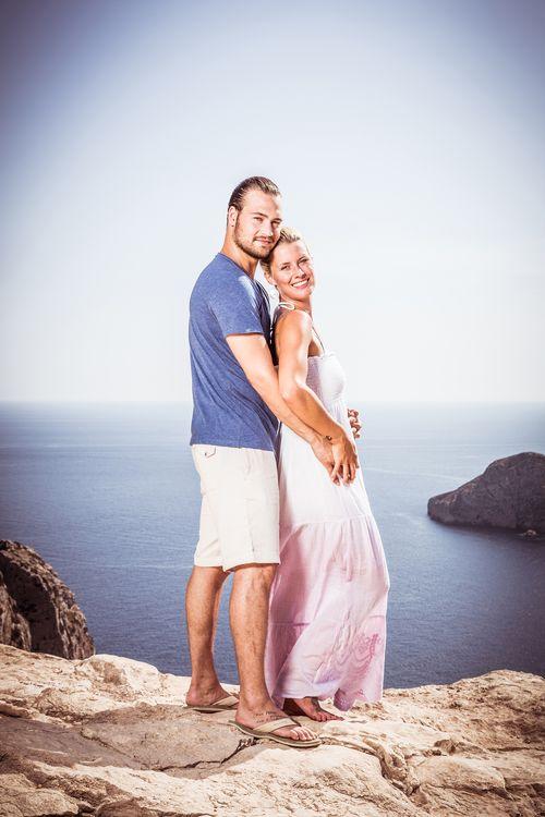 Meike und Marcel wollten heiraten