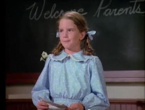 Melissa Gilbert ist die Schwester von Sara