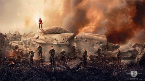 """Es gibt ein neues, cooles """"Hunger Games""""-Poster"""