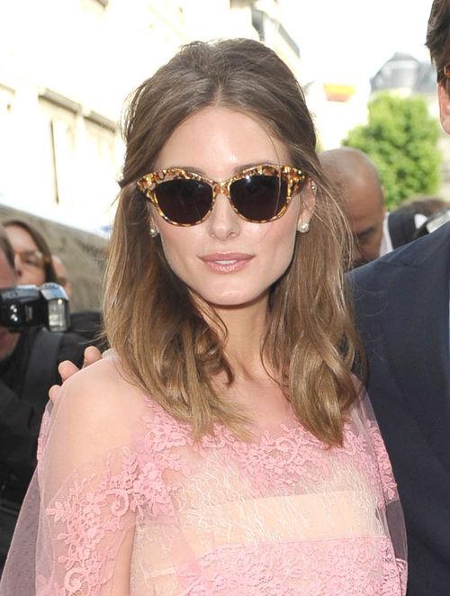 Olivia Palermo gilt als echte Fashionista
