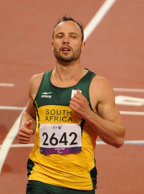 Oscar Pistorius soll seine Freundin erschossen haben