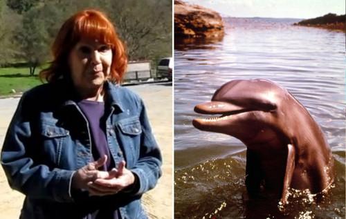 Die verstorbene Pat Derby war eine bekannte Tiertrainiern