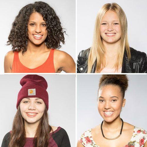 """Die neue """"Popstars""""-Band """"Leandah"""" besteht aus diesen vier Mädchen"""