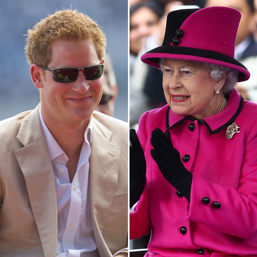 Prinz Harry plauderte nun über den Humorpegel in seiner Familie