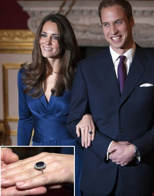 prince william kate middleton ring. prince william kate middleton
